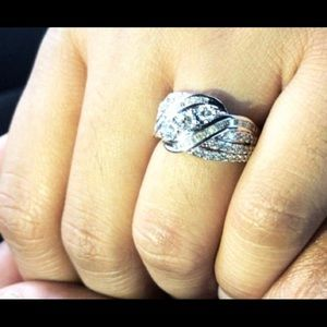 Promise or Engagement Ring